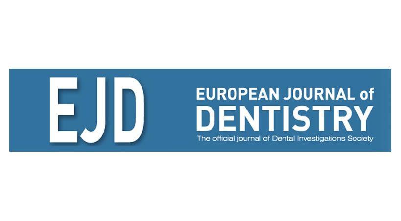 El efecto de las pastas dentales con blanqueamiento en las cadenas elásticas de ortodoncia