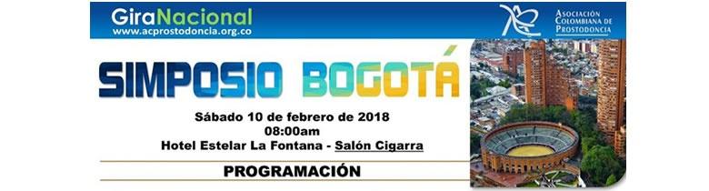 ACPROSTODONCIA - Simposio Bogotá