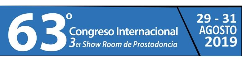 63 Congreso internacional ASOCIACION COLOMBIANA DE PROSTODONCIA