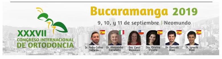 37 Congreso Internacional de Ortodoncia 2019