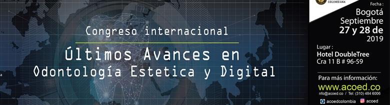 Congreso Internacional: Últimos Avances en Odontología Estética y Digital
