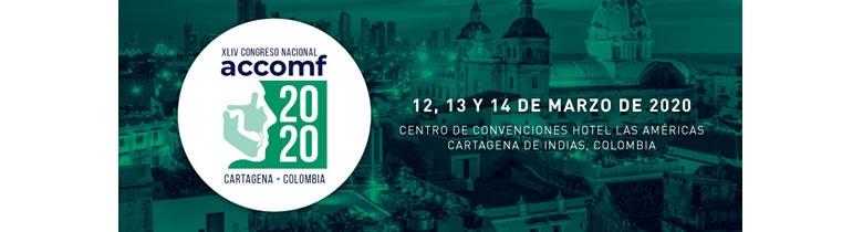 XLIV Congreso Nacional ACCOMF 2020