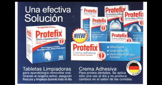 PROTEFIX®, Ahora disponible en almacenes de cadena