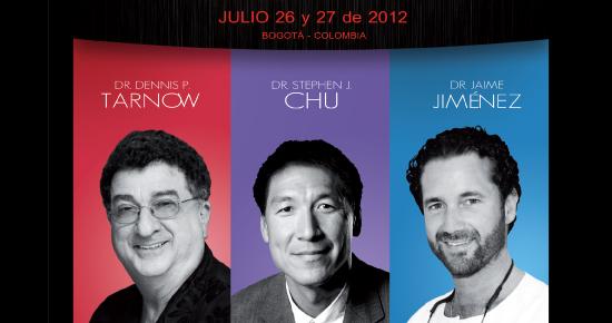 Dennis Tarnow en Colombia: ¡BIOMET 3i, lo hizo posible!