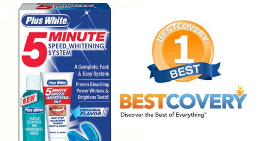 Premio internacional para el blanqueador dental Plus White