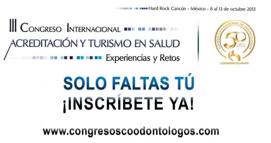 III Congreso Internacional Acreditación y Turismo en Salud – Experiencias y retos