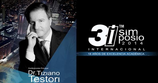 Tiziano Testori por primera vez en Colombia gracias a ¡Biomet 3i!