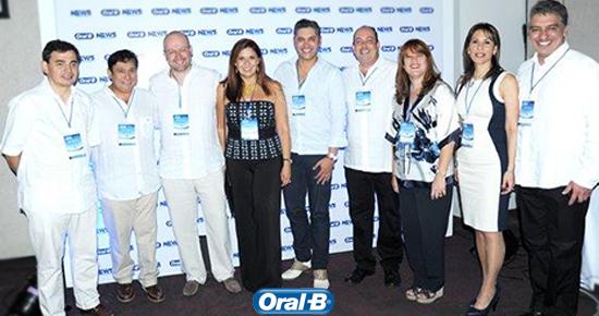 El portal de Odontologos.com.co® fue invitado a la presentación de la nueva edición de la Revista Oral-B News