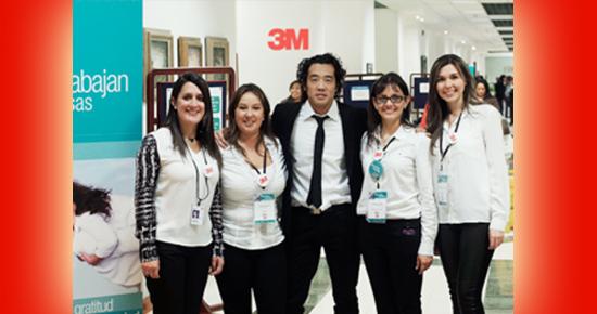 3M UNITEK y 3M ESPE, llevaron a cabo Simposio de Salud Oral en Bogotá