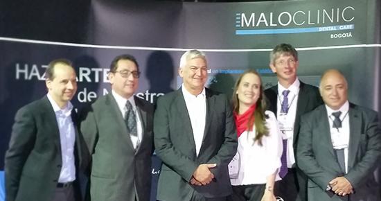 El doctor Paulo Maló hablo con Odontologos.com.co sobre el protocolo Malo