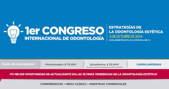 Primer Congreso Internacional de Odontología Estética