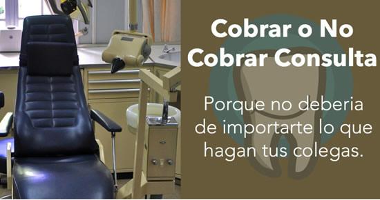 Sobre los Odontólogos que no cobran consulta