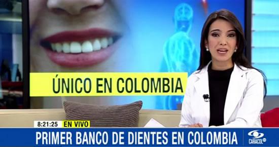 Conozca cómo funciona el primer Banco de Dientes en Colombia