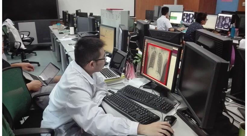 Atención médica con inteligencia artificial