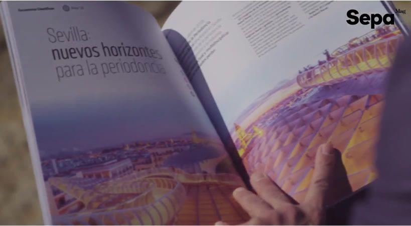 Nace SEPA Magazine, una publicación única sobre Periodoncia…y mucho más