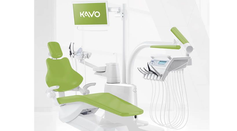 """Un toque natural para su clínica: La edición """"Greenery"""" de KaVo"""