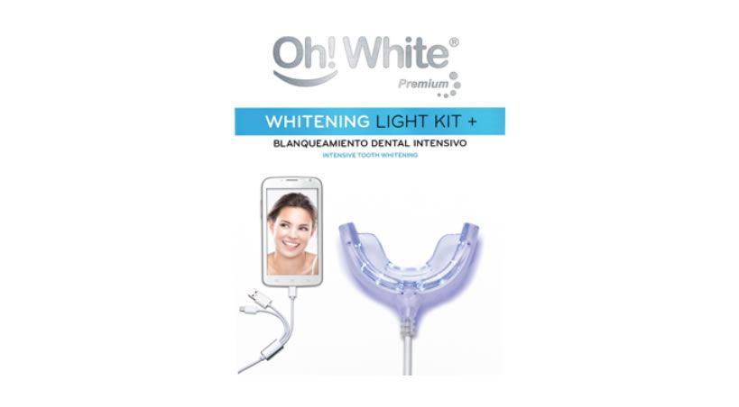 Llega a Belleza y Salud 2018 un kit para blanquear los dientes en casa