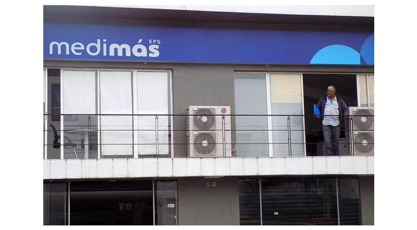 Medimás retira a usuarios de Esimed en todo el país