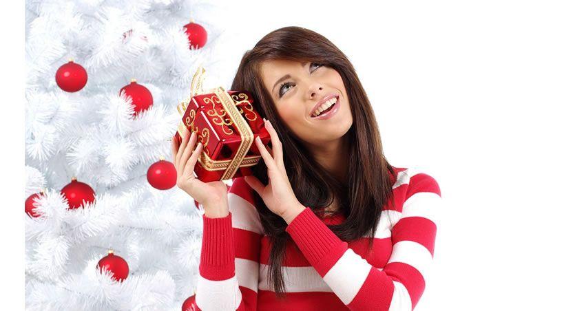 ¡No olvides sonreír en las fotos navideñas!