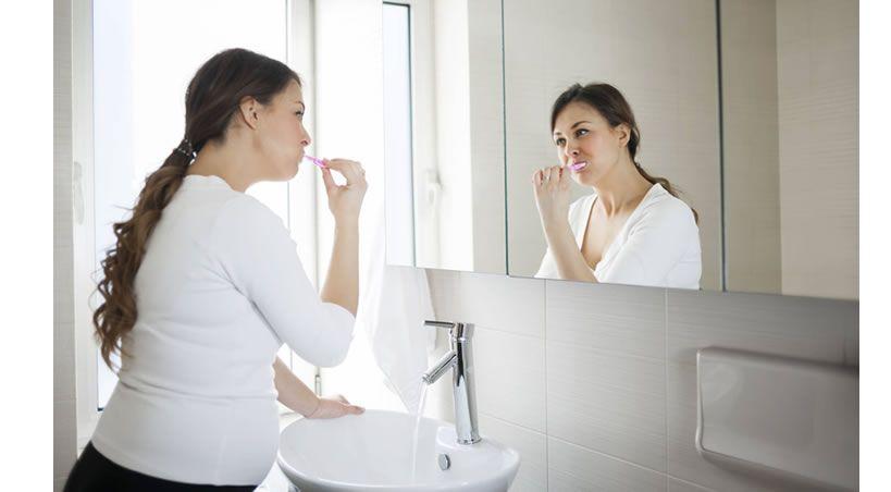 El embarazo y salud dental,