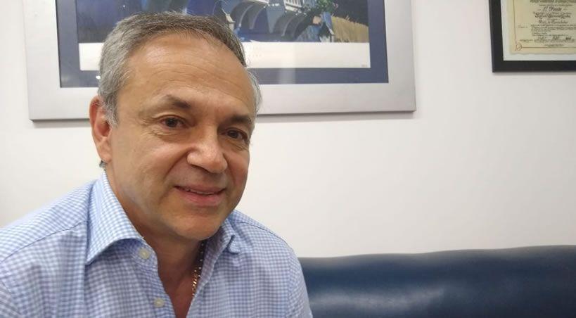 Sergio Prada, el odontólogo que quiere llegar a la Alcaldía de Bucaramanga