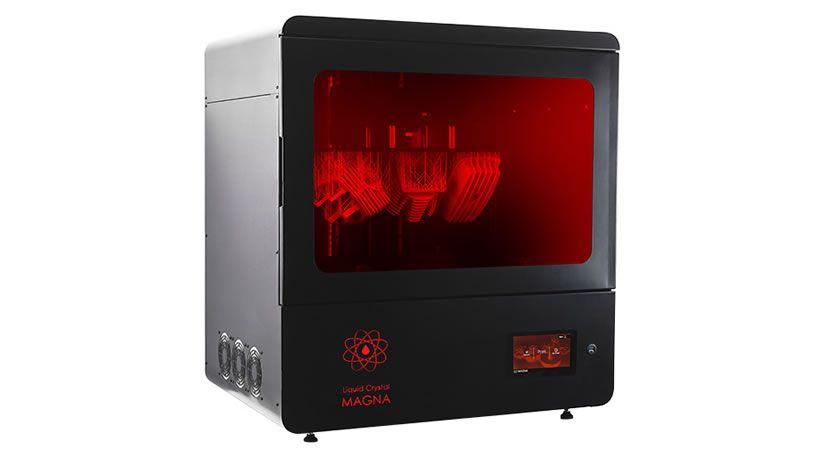Liquid Crystal Magna, la nueva impresora LCD de Photocentric
