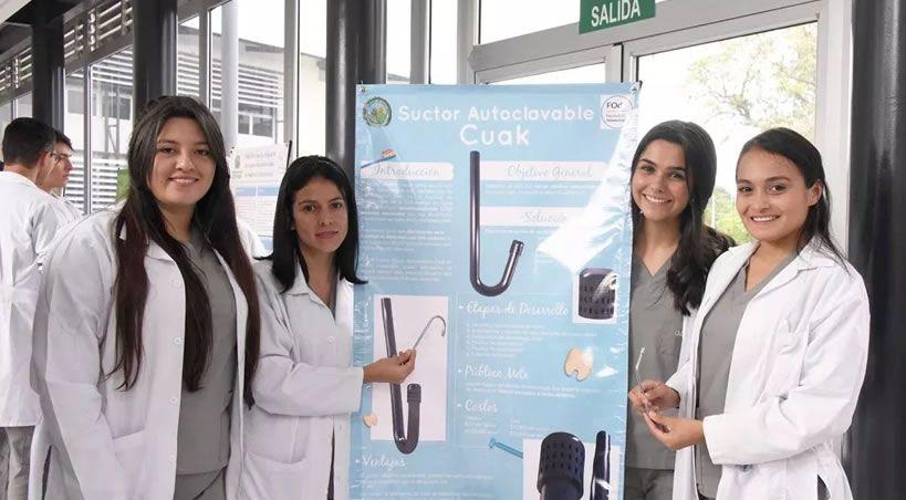 Cuatro ticas buscan revolucionar la odontología, en armonía con el ambiente
