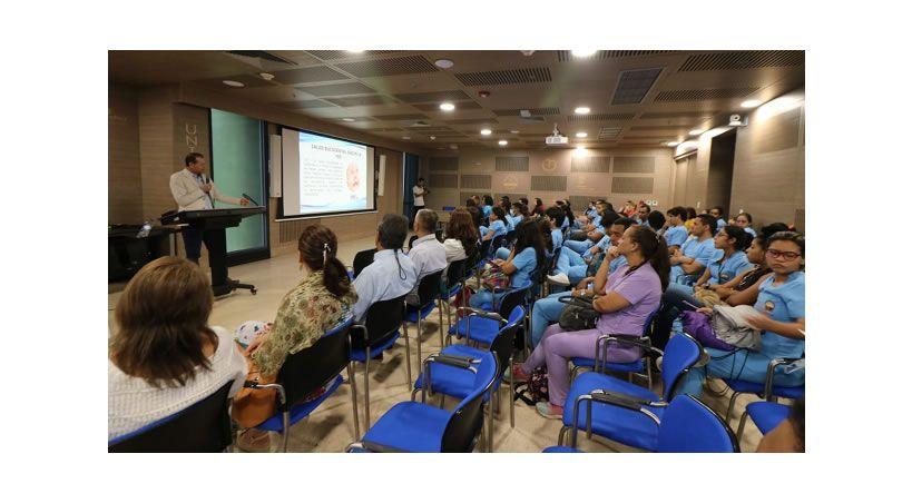 Unimagdalena disertó sobre la Ética de la Odontológica Estética en Colombia