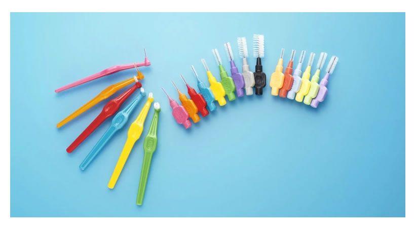 Comparativa de eficacia de los utensilios de limpieza interdental
