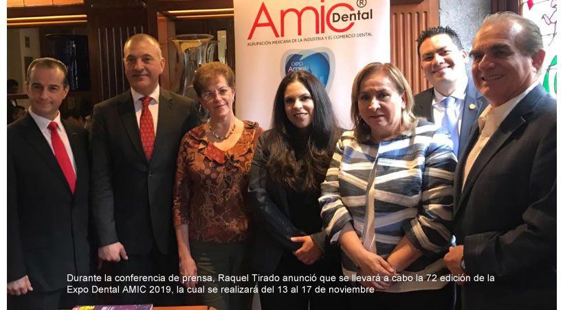 Turismo dental en México tiene crecimiento anual del 7%: AMIC Dental