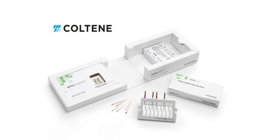 Flexibilidad ilimitada con HyFlex EDM de Coltene