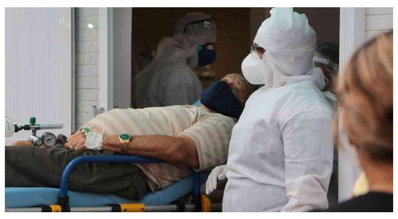 """""""El coronavirus estará con nosotros por mucho tiempo"""": OMS"""