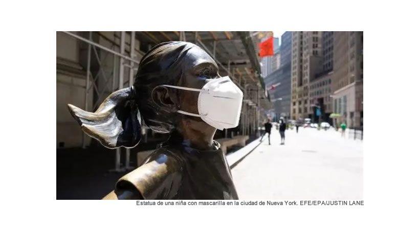 Así debes usar la mascarilla para evitar contagios