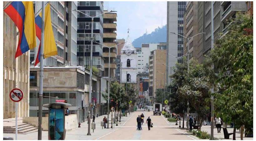 La Cuarentena en Bogotá será más estricta.