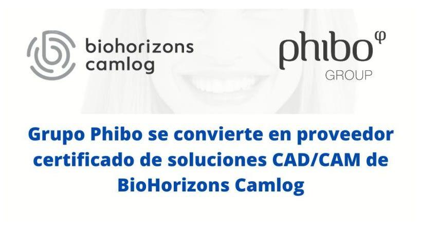 Phibo se convierte en proveedor certificado de BioHorizons Camlog en España y Portugal