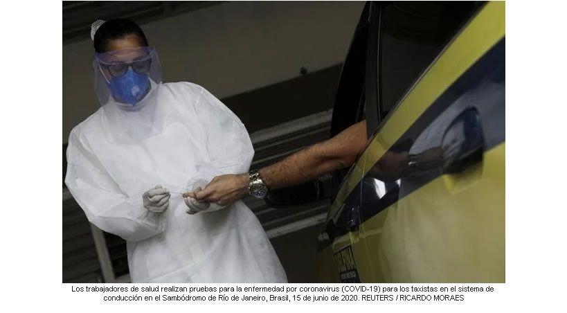 El director de la OMS para las Américas dice que la pandemia de coronavirus sigue acelerándose en la región
