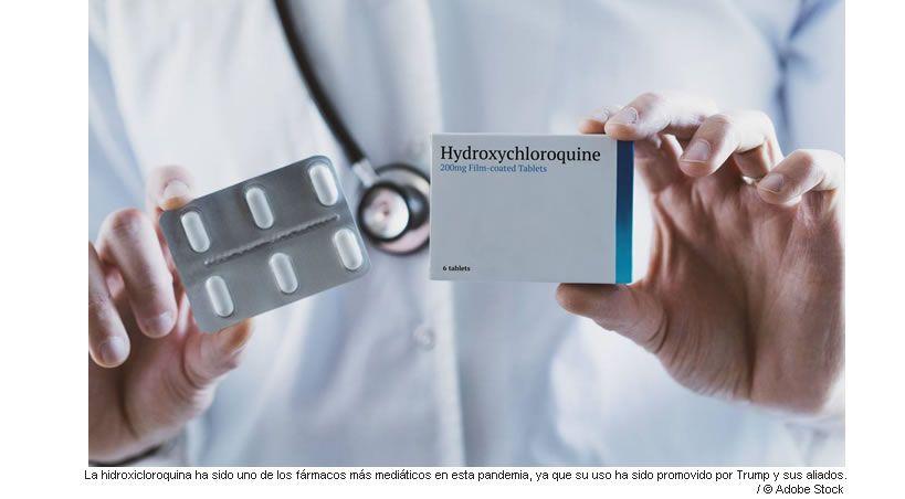 La OMS suspende por segunda vez los ensayos con hidroxicloroquina para tratar la COVID-19
