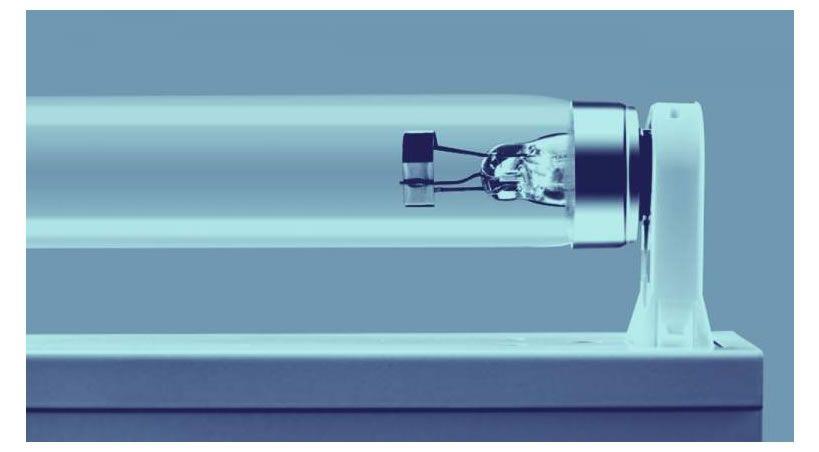 OSRAM obtiene la aprobación para el uso de la luz UV para la eliminación de virus