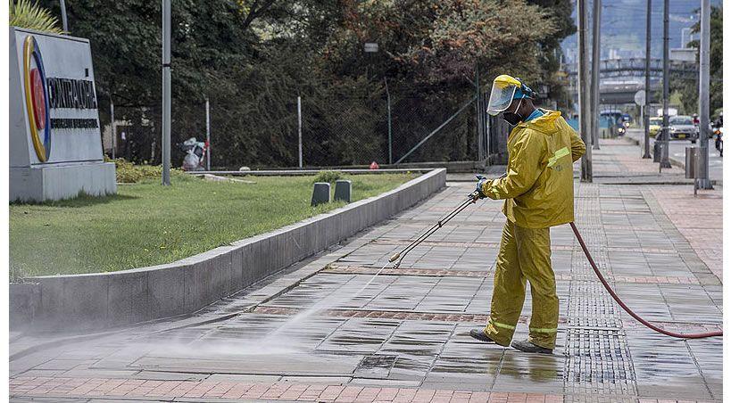 Uso inadecuado de desinfectantes genera riesgos para la salud