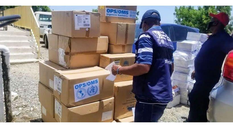 Nuevo informe describe los amplios pasos de emergencia de la OPS en respuesta a la pandemia de COVID-19